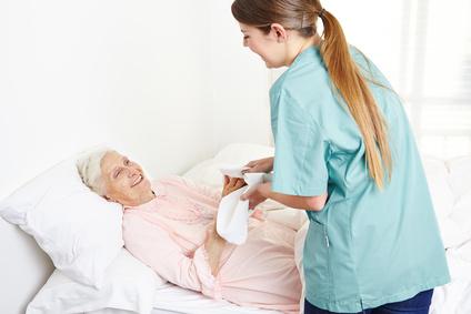 Dekubitus im Pflegeheim